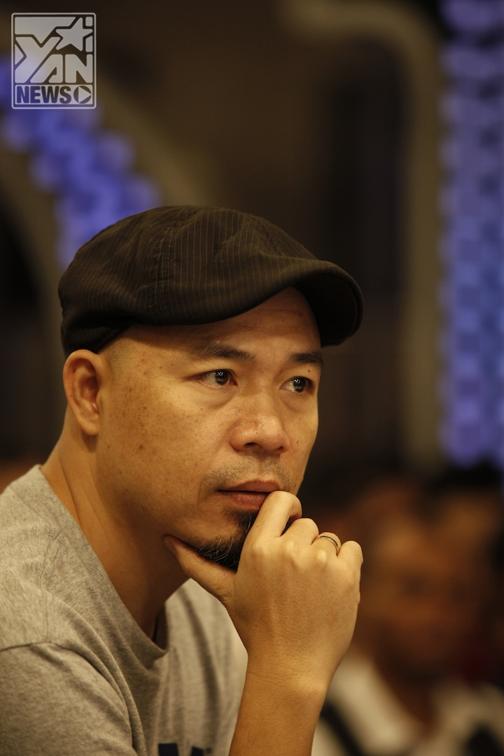 Giám đốc âm nhạc - nhạc sĩ Huy Tuấnlà người luôn đồng hành và sát cánh cùng các thí sinh nên hơn ai hết anh hiểu rất rõ Top 8 Vietnam Idol năm nay