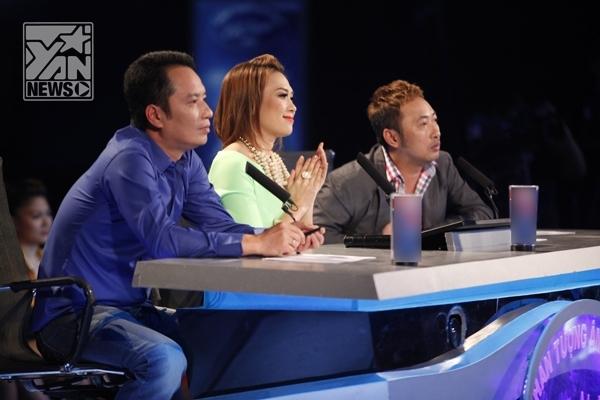 Bộ ba giám khảo quen thuộc của Vietnam Idol 2013