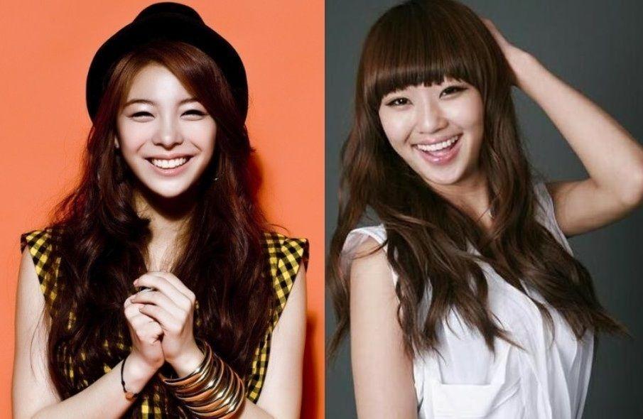 Giọng ca khủng của Ailee và Hyorin không chỉ khiến các cô gái ghen tỵ mà bên cạnh đó họ cũng vô cùng ngưỡng mộ