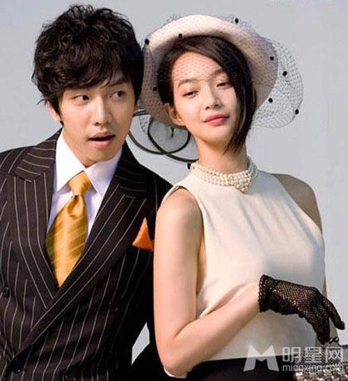 Cặp đôi người – cáo, Lee Seung Gi và Shin Min Ah đình đám trong bộ phim truyền hình My Girlfriend Is A Gumiho