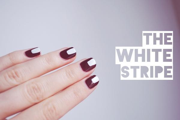 6 kiểu sơn móng tay cực đơn giản mà vẫn độc đáo