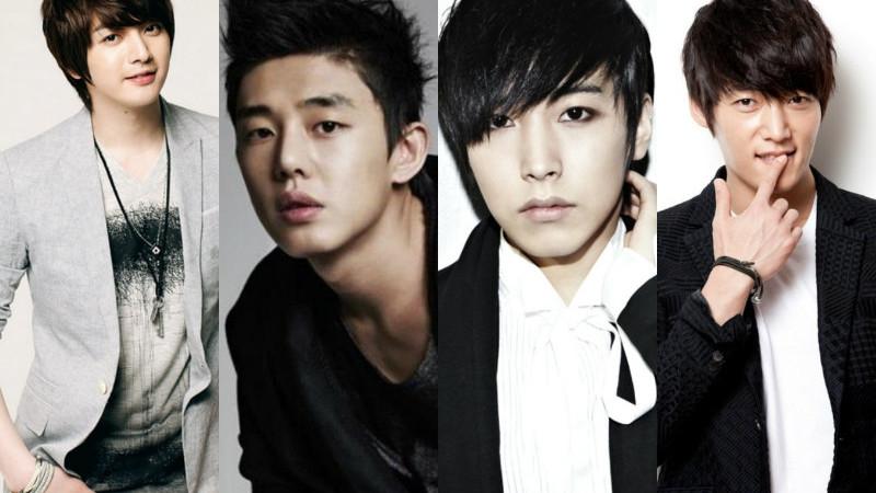 Yoo Ah In, Sungmin, Sung Jae và Choi Jin Hyuk có thể chia tay khán giả vào năm nay để tham gia nhập ngũ