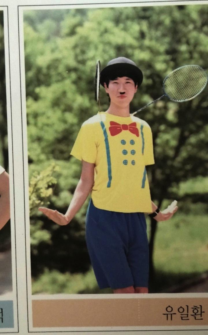 Cực hài hước bộ ảnh kỷ yếu nhí nhố của học sinh Hàn Quốc