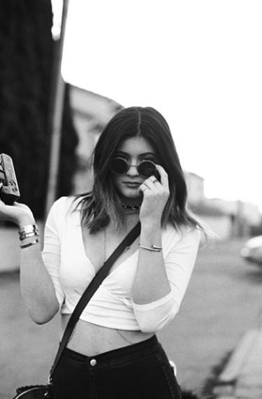 Kylie Jenner cho thêm nhiếp ảnh vào danh sách những sở thích của cô.
