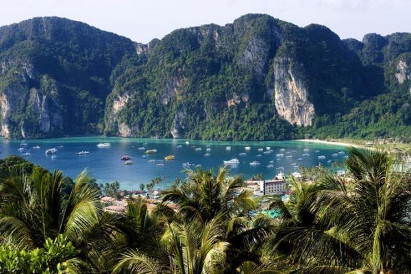 Đến Thái không thể bỏ qua quần đảo Krabi