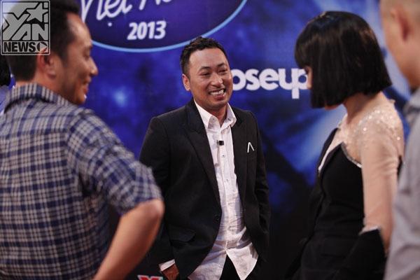 Đạo diễn Nguyễn Quang Dũng trở lại với ghế nóngVietnam Idol trong đêm Gala 3