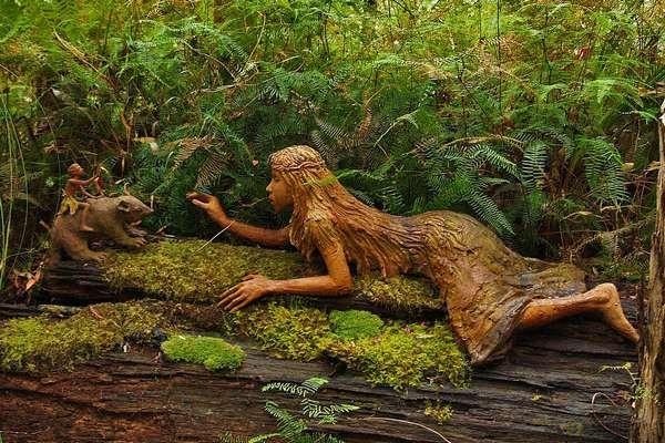 Ngỡ ngàng những tuyệt tác sống động từ thiên nhiên