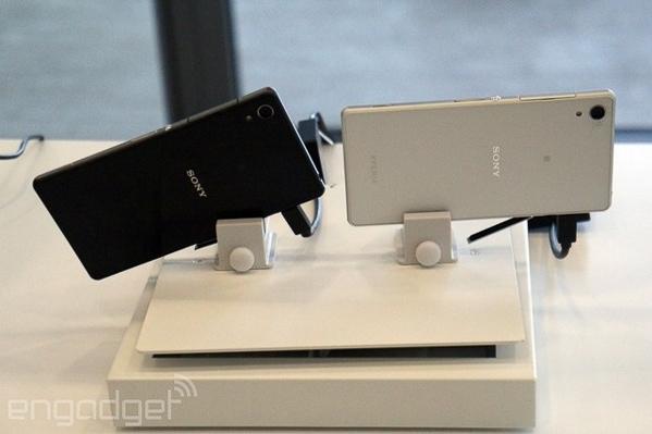 [MWC 2014] Sony giới thiệu siêu phẩm Xperia Z2 cấu hình khủng