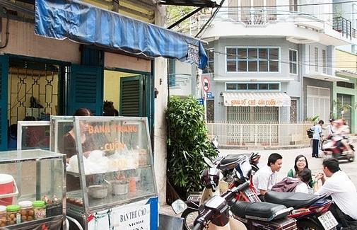[360 độ SG] Muôn kiểu bánh tráng Sài Gòn, bạn đã thử hết?