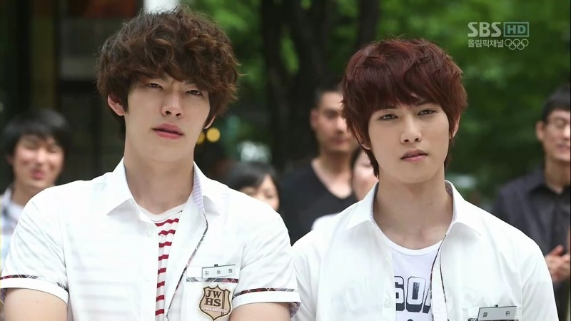 Jonghyun muốn hợp tác với Kim Woo Bin một lần nữa