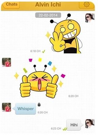 Teen Việt sôi nổi cùng ứng dụng nhắn tin miễn phí BeeTalk