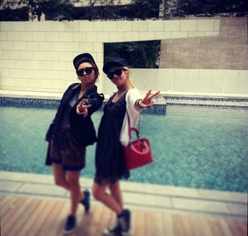 Min và Hyoyeon