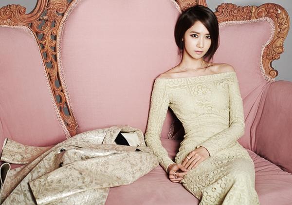 """Yoona (SNSD) đẹp hút hồn với đầm """"tone-sur-tone"""""""