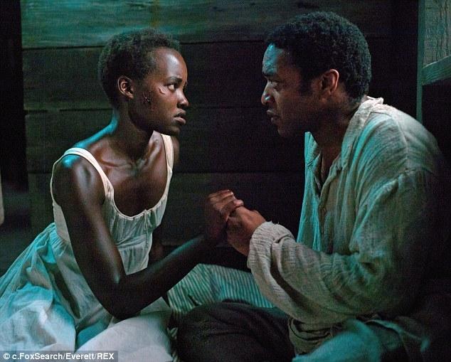 Lupita Nyong'o đã giành chiến thắng ở hạng mục Nữ diễn viên phụ xuất sắc nhất với vai diễn trong bộ phim 12 Years a Slave.