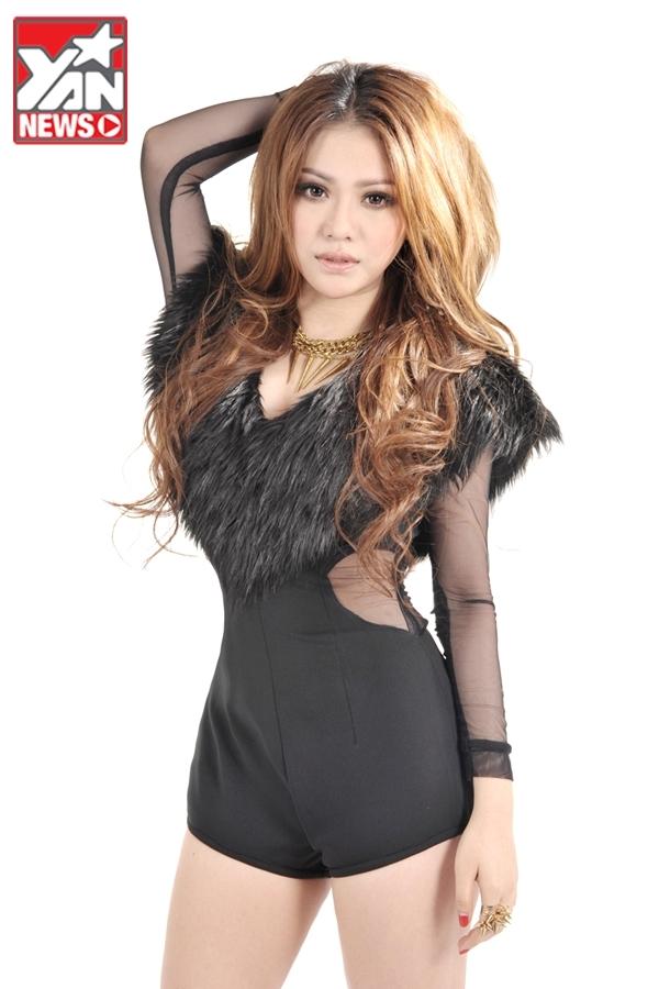 Mi-Avới phong cách sexy và gợi cảm trong hình tượng mới của mình.
