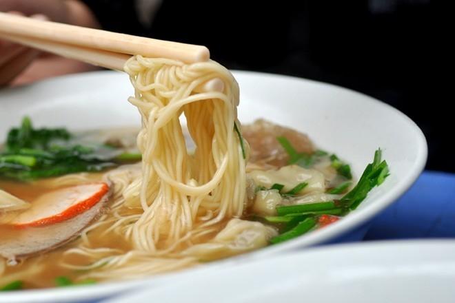 5 loại mi ngoại quen thuộc của thực khách Sài Gòn