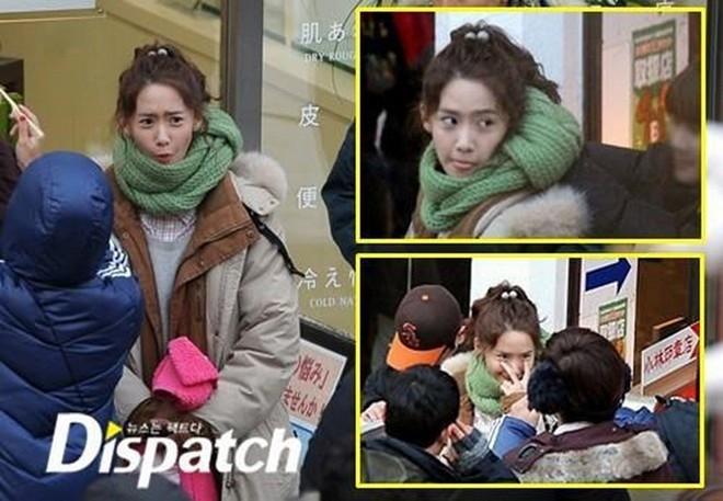 Những khoảnh khắc đáng yêu của Yoona trong bộ phim truyền hình ăn khách Love Rain.