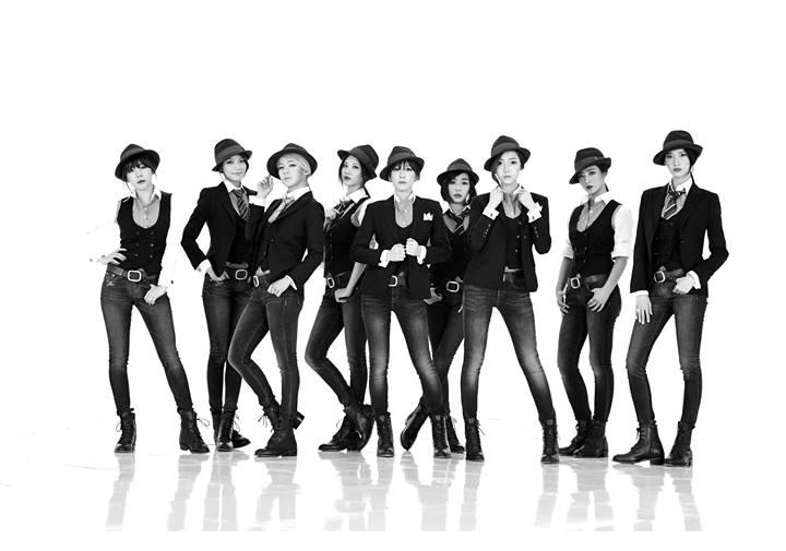 SNSD được vinh danh với vị trí đầu tiên trong danh sách 40 người nổi tiếng có sức ảnh hưởng nhất Hàn Quốc