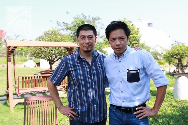 Charlie Nguyễn cùng Thái Hòa