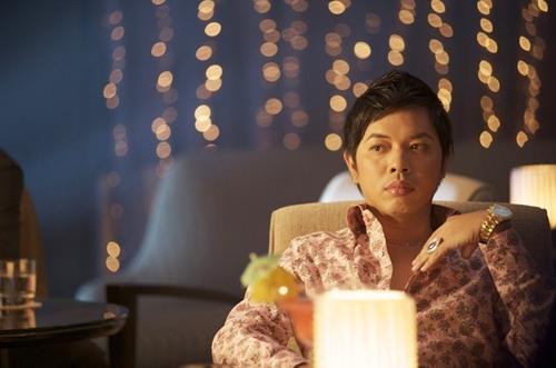 Thái Hòa đảm nhận vai Phạm Hương Hội trong phim Để mai tính