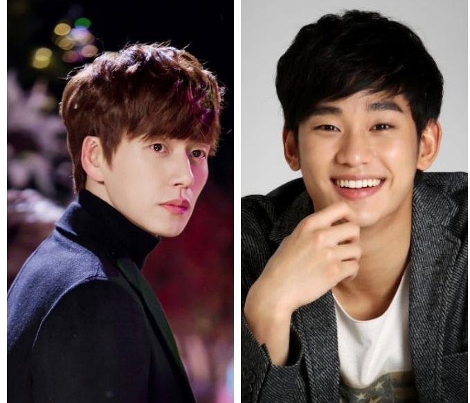 "Park Hae Jin khen ""nức nở"" Kim Soo Hyun"