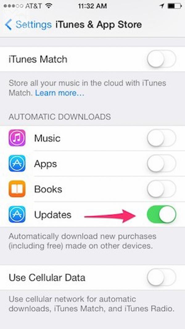9 thiết lập giúp tiết kiệm pin trên iPhone