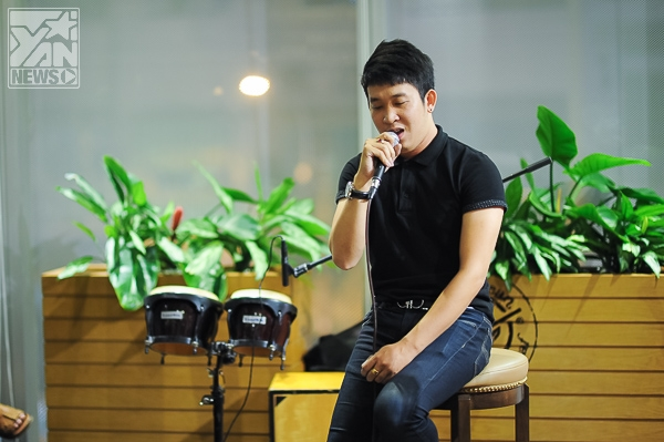 Nhạc sĩ Phạm Hoàng Duy