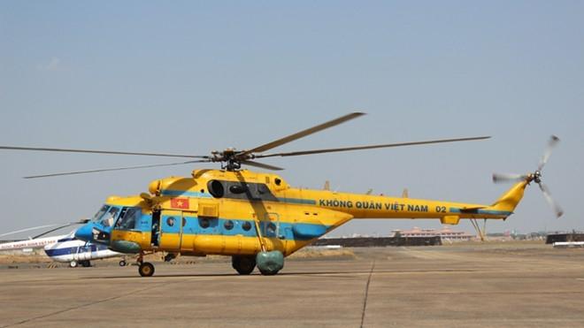 Trực thăng Mi-171.