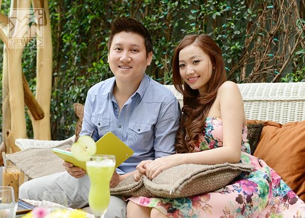 Mr.Siro và cô học trò Phan Thiên Ngân - Tin sao Viet - Tin tuc sao Viet - Scandal sao Viet - Tin tuc cua Sao - Tin cua Sao