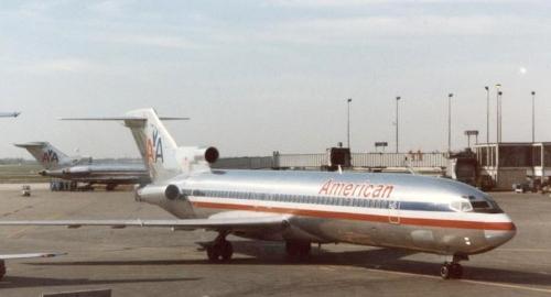 Chiếc máy bay Boeing 727-223 mất tích bí ẩn vào năm 2003