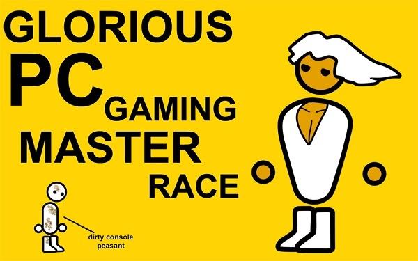 """Phải chơi game trên PC thì mới là """"quí tộc""""?"""