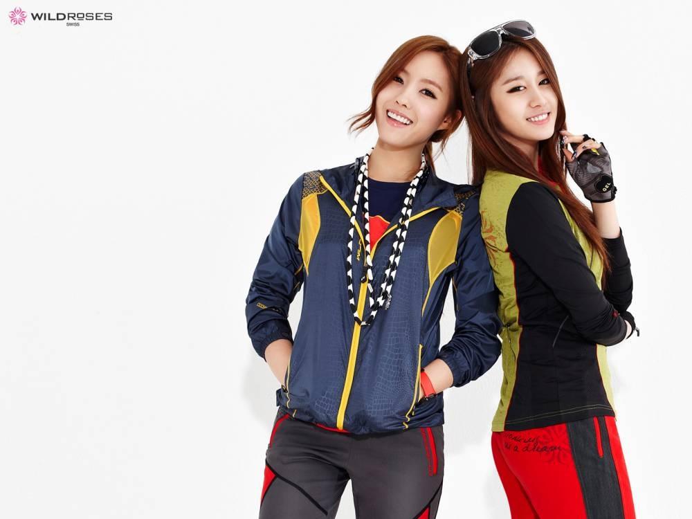 Jiyeon và Hyomin