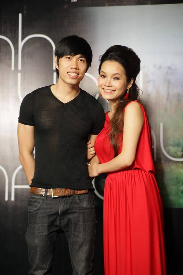 Nhạc sĩ Phạm Thanh Hà và Đoàn Thúy Trang