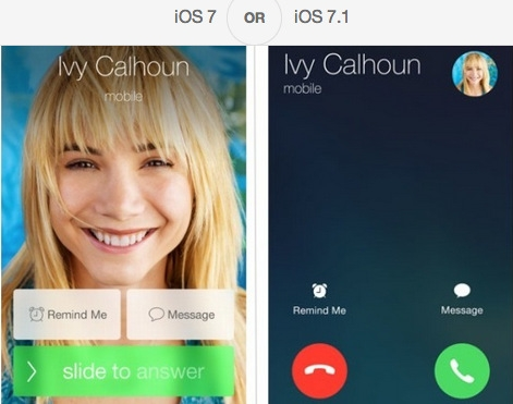 Apple tung bản cập nhật iOS 7.1, cải thiện tốc độ rõ rệt cho iPhone 4