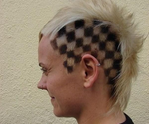"""Những kiểu tóc """"táo bạo"""" chỉ dành cho các cô nàng cá tính"""