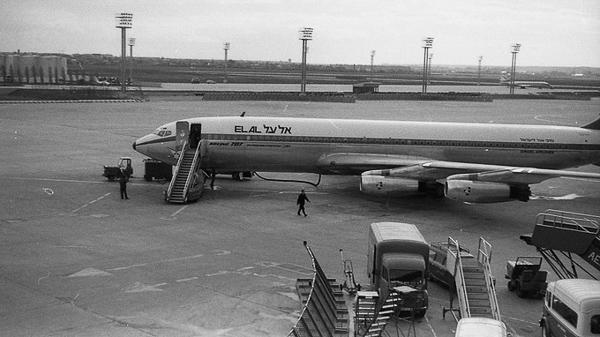 Chuyến bay El Al 426 - Ảnh: wikipedia.org
