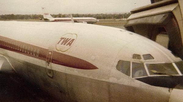 Máy bay của Hãng hàng không Mỹ TWA - Ảnh: wikimedia.org