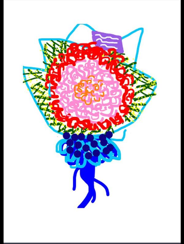 Đông Nhi bất ngờ khoe món quà đầy tình cảm do chính Ông Cao Thắng vẽ tặng cho cô nhân dịp 8/3.