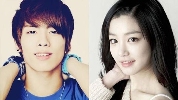 """Nghi án tình cảm với diễn viên của Gu Family Book khiến Jong Hyun dính mác """"đào hoa""""."""