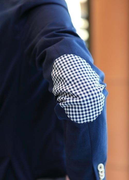 """Elbow Patch – """"mảnh vá"""" thời trang dành cho quý ông Vintage"""