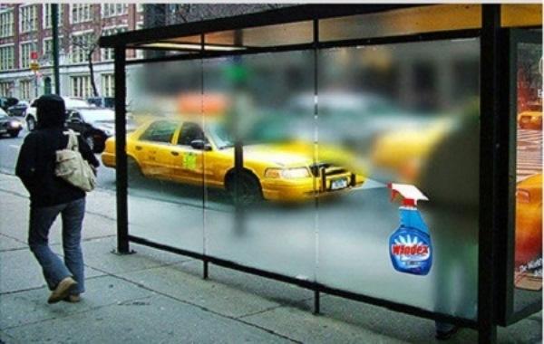 Ấn tượng mạnh những quảng cáo đầy sáng tạo