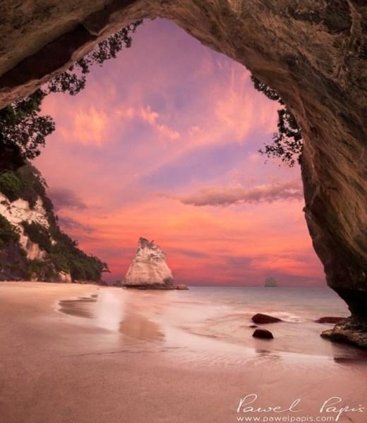 Say đắm khung cảnh kỳ vĩ được thiên nhiên ban tặng