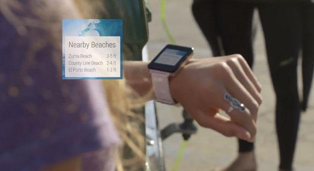 Google Android Wear - hệ điều hành cho đồng hồ thông minh