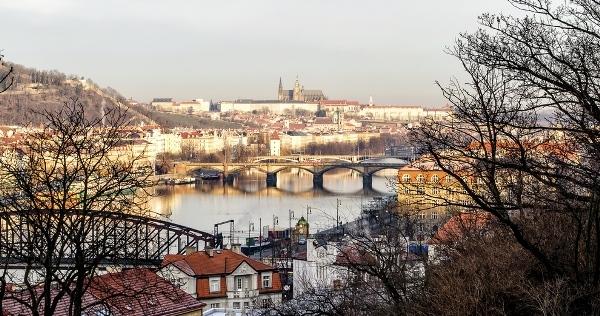Đắm chìm trong cảnh sắc tuyệt vời của Cộng hòa Séc