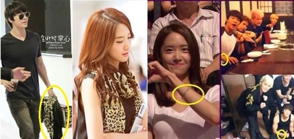 Yoona và Donghae
