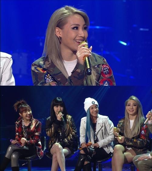 CL cảm thấy vui khi được so sánh với SNSD