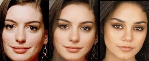 Anne Hathaway và Vanessa Hudgens