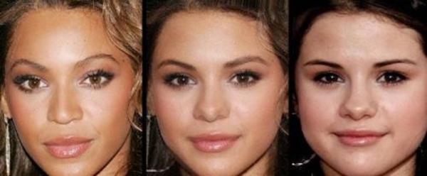 Beyonce Knowles và Selena Gomez