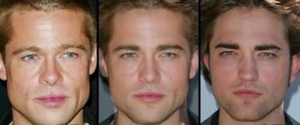 Brad Pitt và Robert Pattinson