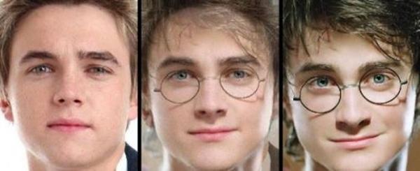 Jesse McCartney và Daniel Radcliffe